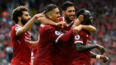ICYMI: Salah, Mane and Firmino earn 'unbelievable' praise from Liverpool colleague Can