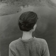 Emmet Gowin - Edith - Chincoteague, Virginia - 1967