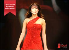I just Red Dressed Myself for Heart Health! Get your own fabulous new look and learn more about the importance of protecting your heart at www.facebook.com/hearttruth. Each year at The Heart Truth's Red Dress Collection Fashion Show, celebrities parade down the runway in gorgeous red dresses designed by the country's most renowned designers to raise awareness about heart disease--the number one killer of women.