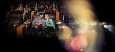 Cineopolis: Del Mar. Restaurant movie theater.