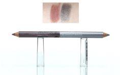 Swatch: Alverde Duo Kajal Eyeliner - 40 graphit mauve