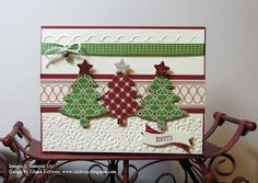 "Eileen's ""Stampin' Fever"" Blog: Try Stampin' on Tuesday Challenge"