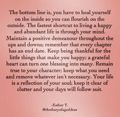 Abundant Life, Holistic Wellness, Ups And Downs, Chakra Healing, Grateful, Best Quotes, Reflection, The Outsiders, Spirituality