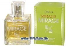 Fenzi Mirage - Eau de Parfüm für Damen 100 ml