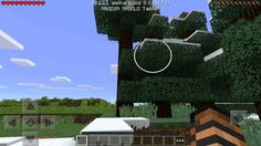 Minecraft-tree