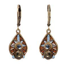 Michal Golan Jewelry Small Teardrop Earrings