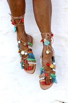 Elina Linardaki Sandals   sheerluxe.com#.Vb9FnWdREdU#.Vb9FnWdREdU