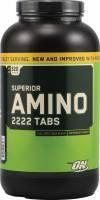 Optimum Nutrition Amino 2222 to zestaw aminokwasów dla sportowców. Bardzo bogaty skład i wysoka jakość surowców użytych do produkcji. #aminokwasy #optimum