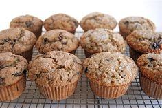 Recipes: 100% Whole Wheat Blueberry Muffins, Homemade Whole-Grain Pancake Mix, Tanyard Farm Buttermilk Cake