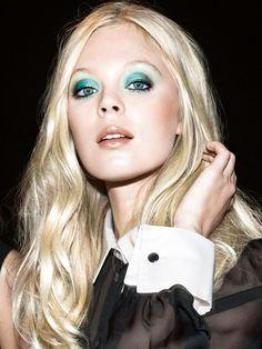 Bunter Lidschatten ist nur was für 14-Jährige? Falsch! Abends darf es ruhig mal buntes Augen-Make-up sein!