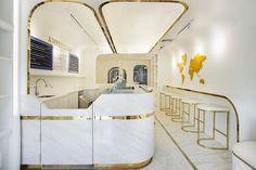 Ampersand ice-cream shop by party/space/design, Bangkok – Thailand » Retail Design Blog