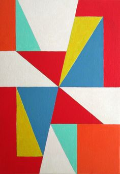 Pintura geométrica. Ángel Hernández. Mallorca Abstract Artwork, Painting, Abstract, Artwork