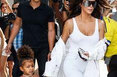 North, la fille de Kim Kardashian et de Kanye West
