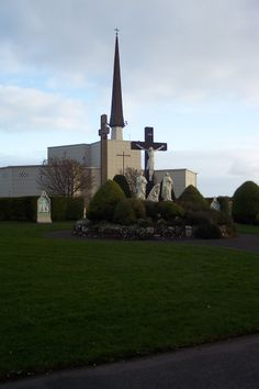 Knock Shrine, County Mayo.