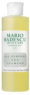 All Purpose Egg Shampoo from @MarioBadescu is my favorite #rmfashionshow @RebeccaMinkoff