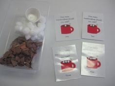 Hot Cocoa Activity Boxes
