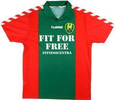 ADO Den Haag (Netherlands) - 2009/2010 Hummel Away Shirt