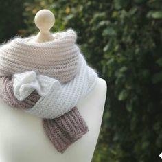 Wie Ihr einen schlichten, zeitlosen Schal in klassischem Design strickt zeige ich Euch in diesem Blogpost. Gestrickt aus Sandnesgarn.