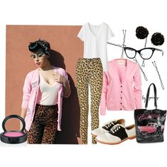 """""""Perfect Rockabilly Style"""" by howdysister on Polyvore"""