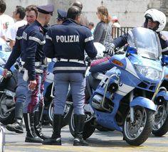 Polizia di Stato / Italian Police by Oscar in the middle, via Flickr
