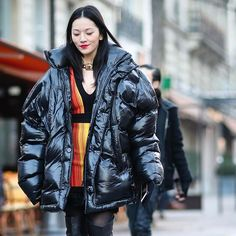 Spotted: @tinaleung at the Paris Fashion Week Men's FW17 shows! For more of the best #streetstyle head over to harpersbazaar.com.sg! #HarpersBazaarSG  via HARPER'S BAZAAR SINGAPORE MAGAZINE OFFICIAL INSTAGRAM - Fashion Campaigns  Haute Couture  Advertising  Editorial Photography  Magazine Cover Designs  Supermodels  Runway Models