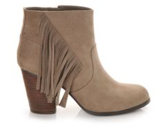 Pair these Madden Girl booties with jeans or a dress. #style