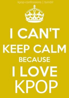 I <3 K-Pop!
