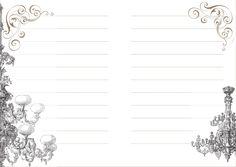 Дорогие мои читатели! Специально для вас создала эту закладку со страничками для блокнотов. При использовании этих страничек и других ...
