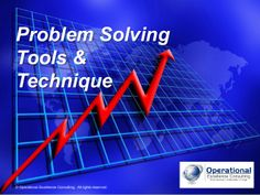 PDCA Problem Solving Tools & Technique by Operational Excellence Consulting by OPERATIONAL EXCELLENCE CONSULTING via slideshare