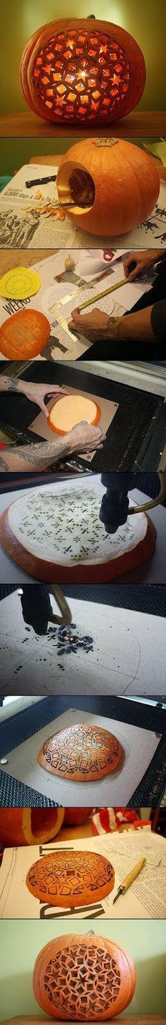 Magic Pumpkin DIY