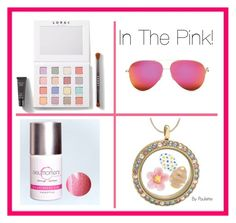 """In the Pink!"" by paulette-matthews on Polyvore featuring LORAC and Victoria Beckham"
