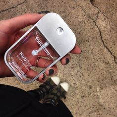 Fancy - Kub2go Portable Hand Sanitizer