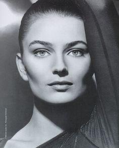 Paulina Porizkova for Estee Lauder