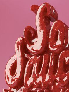 3D Typography by Chris LaBrooy | koikoikoi