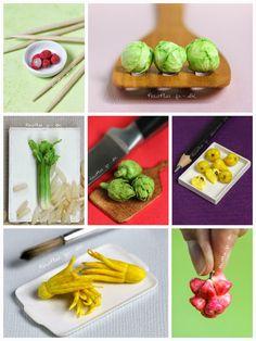 Miniature Food Art, Daily Challenge, Stephanie Kilgast