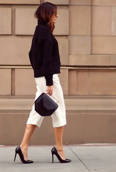 Culottes | FASHIONED|CHIC