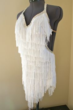 Fringe Latin dress                                                       …
