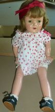 """19"""" Effanbee Mary Lee doll with original box and dress"""