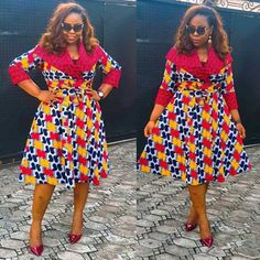 Beautiful and classy ankara styles that set trends in these ankara styles are lovely African Fashion Ankara, Latest African Fashion Dresses, African Inspired Fashion, African Print Fashion, African Wear Styles For Men, Trendy Ankara Styles, Kente Styles, Short African Dresses, African Print Dresses