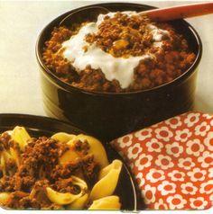 ground beef stew | german recipes
