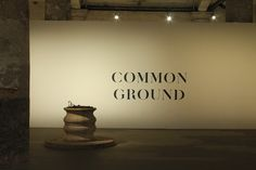 biennale 2012 - common ground