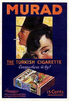 Murad Cigarettes-1917 | Flickr - Photo Sharing!