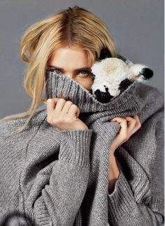Dree Hemingway by Bruce Weber for Marc O'Polo FW 2015