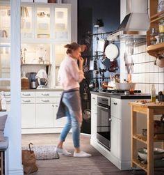 {style inspiration} Interior Design Inspiration from the 2016 IKEA Catalog | Blue i Style