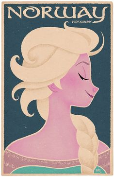 The Art of Peter Emmerich   The first in my series of Disney Princess travel...