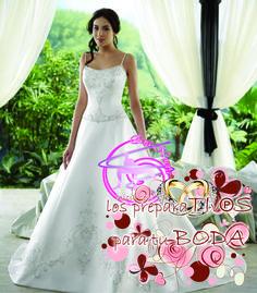 ***** Inicia con los preparaTIv℗S para tu boda: el Vestido de Novia Ideal ***** Articulo disponible visitando el siguiente link: http://www.facebook.com/GdECNovaEra/photos/a.601273783273010.1073741837.351768528223538/617344124999309/?type=3&theater Para ustedes los novios hemos creado una sección encaminada a ayudarlos con la organización de su boda. En ésta encontrarán las mejores tendencias en vestidos, ideas para los arreglos y consejos para que su boda salga como la soñaron.