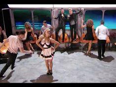 Nastia &Sasha & Derek's Charleston - Dancing with the Stars Week 7, my fourth favorite dance