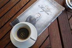 Prague, Cafe Kafka