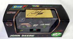 Revell #97 1:48 Diecast NASCAR Chad Little John Deere Autographed Box LE of 4008  | eBay