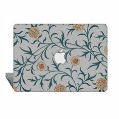 49.50 USD Clear MacBook Air 11 hard case Pro Retina 15 floral by ModCases